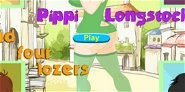 Pippi Longstocking and Four Lozers